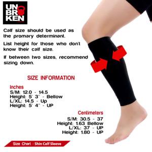 Crossfit Shin Calf Protection sleeve Compression rope Climb Comp RockTape PAIR
