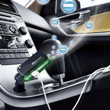 Car Purifier Ionizer Auto Air Fresh Cleaner Oxygen Bar Ionizer Remove Dust Smoke