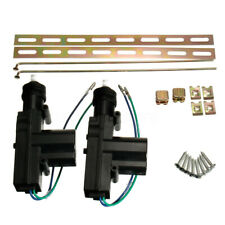 12V Universal Car Central Door Lock Actuator Auto locking Motor Gun Type 2   -