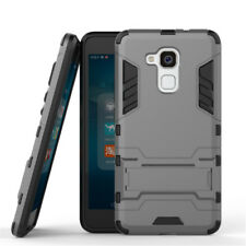 For Huawei Honor 5C /7 lite /GT3 Hybrid Armor Rugged Rubber Kickstand Case Cover
