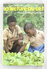 Ancien manuel scolaire de CE1 - République populaire du Congo 1977 - Edicef