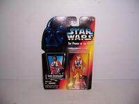 1995 Star Wars The Power of the Force Luke Skywalker X-Wing Pilot Short Saber