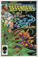 Defenders #141 (Mar 1985, Marvel) [Valkyrie, Moondragon, Beast] Gillis, Perlin
