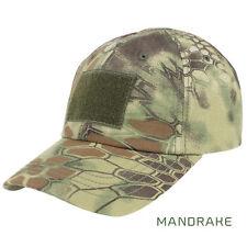 Condor Kryptek Mandrake Special Forces Tactical Operators cap hat OD Multicam