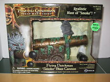 Pirates of The Caribbean Flying Dutchman Smoke Blast Cannon Dead Mans Chest