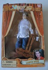 Lance Bass Marionette Doll in Box N Synce Living Toyz