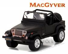 Greenlight Jeep Wrangler YJ 1987 MacGyver 1/64 44760 C