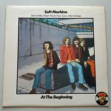 Soft Machine-All' Inizio VINILE LP UK 1st Press A-1/B-1 psych prog NM