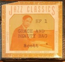 GRACE AND BEAUTY RAG FROM US BRAND A ROLL RECUT PLAYER PIANO ROLL