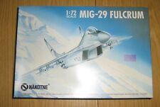 Nakotne 1/72 Mig-29 Fulcrum