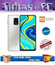 XIAOMI REDMI NOTE 9S 128GB BLANCO. 6GB RAM.SNAPDRAGON 720G. ¡¡¡VERSION GLOBAL!!!
