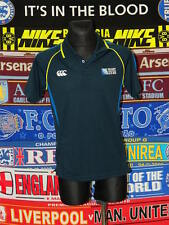 5/5 Canterbury adults M 2015 world cup MINT rugby union shirt jersey trikot