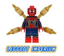 LEGO Minifigure - Iron Spiderman - Avengers Infinity War sh510 Minifig FREE POST