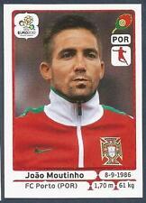 PANINI EURO 2012- #269-PORTUGAL-PORTO-JOAO MOUTINHO
