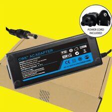 AC Adapter Power Cord Battery Charger 120W Fujitsu Lifebook N6410 N6420 N6460