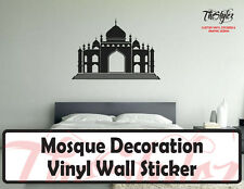 Mosque Decoration Vinyl Wall Sticker