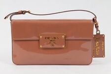 PRADA Patent Leather Rose Limited Edition Bag- Nieman Marcus