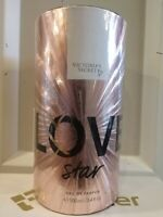 Victoria's Secret Love Star 3.4 Oz Eau De Parfum Spray For Women New taped