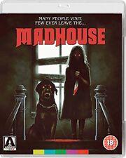 Madhouse [Blu-ray + DVD] (Blu-ray)