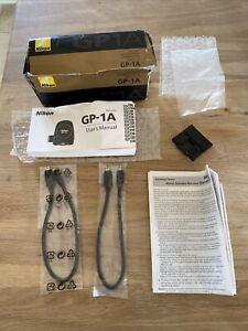 Nikon GP-1A box with 2x CA90 cables - relisted due to time waster!