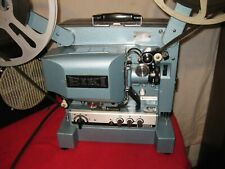 EIKI 2000A XENON 16MM OPTICAL SOUND MOVIE PROJECTOR  excellent condition. read