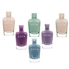 Zoya Nail Polish True Collection Set