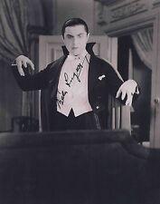 Bela Lugosi (1931) Dracula EXTREMELY RARE STUDIO PROMO SIGNED RP 8x10 WOW!!!