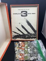 BOARD GAME SPI WORLD WAR 3 1976-1984 SIMULATION VINTAGE 1975 DESIGNERS EDITION