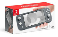 Nintendo Switch Lite Gaming Console 32 GB 5.5 Inch Grey - HDHSGAZAA