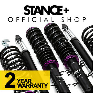 Stance Street Coilovers Seat Leon Mk1 1M All 2WD inc 1.8T 20v VR6 1998-2005