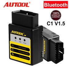 AUTOOL C1 V1.5 Bluetooth OBD2 EOBD Code Reader Scanner Better Than ELM327
