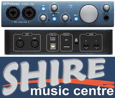 PreSonus Audio/MIDI-Interfaces