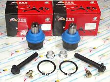 2WD 1987-1996 Ford F150 F250 F350 New 2 Front Upper Ball Joints K8432