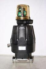 "1-1/2"" ITT Pure-Flo SS Sanitary Diaphragm Valve W/ Advantage Actuator"