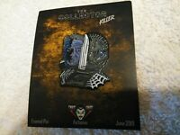 The Collector Enamel Pin Fright Crate Exclusive Horror Brand New