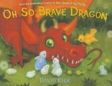 Oh So Brave Dragon-ExLibrary