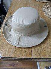 Barbour Sun Hat cubo de Color Beige Talla M/L