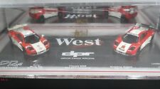 MCLAREN F1 GTR #1 DAVID PRICE WEST 1996 BPR Champion MONZA 25p SET AUTOBARN 1:43