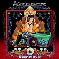 Kazzer - Broke [CD]