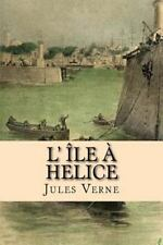 L' Ile a Helice by Jules Verne (2015, Paperback, Large Type)