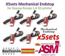 5pcs Mechanical Endstop for Reprap RAMPS 1.4 3D printer