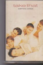 Take That-Everything Changes music Cassette