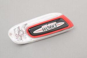 MINI New Genuine F56 Cabrio F57 JCW Side Turn Signal Marker Right O/S 7368764