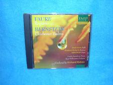 Fauré: Requiem;  Bernstein: Chichester Psalms / Hickox by Aled Jones (CD, Jan-19