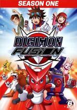 DIGIMON FUSION: SEASON ONE NEW DVD