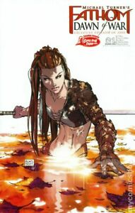 Fathom Dawn of War #1 C Aspen 2004 Canadian Expo Exclusive Edition