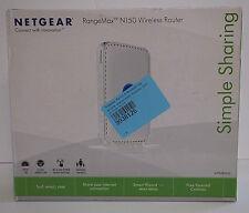 Netgear RangeMax N150 Wireless Router (WPN824N)