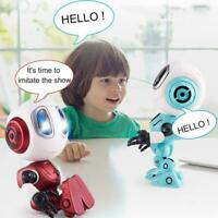 kids Child Smart Robot Talking Control Interactive Changing Voice Gift Toy D5M5