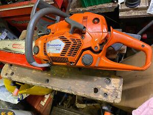 """Husqvarna 545 Petrol Professional Chainsaw 15"""" Bar"""