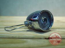Vintage Bicycle Head Light / Retro Metal Head Light / Classic Bike Head Light